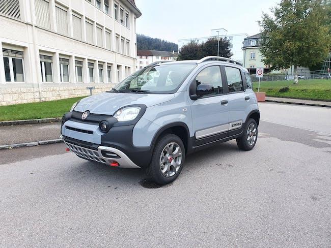 Fiat Panda 0.9 Twinair Turbo Cross 4x4 8 km CHF22'200 - buy on carforyou.ch - 1