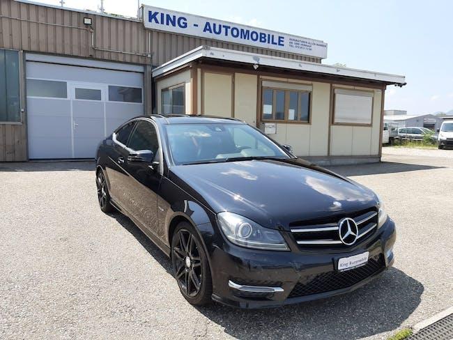 Mercedes-Benz C-Klasse C 250 Coupé Sport 7G-Tronic 189'000 km CHF14'500 - buy on carforyou.ch - 1