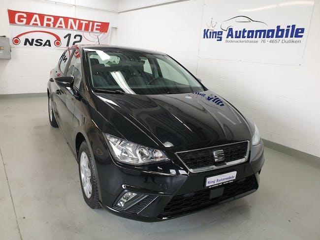 SEAT Ibiza 1.0 EcoTSI Style DSG 41'400 km CHF16'900 - buy on carforyou.ch - 1