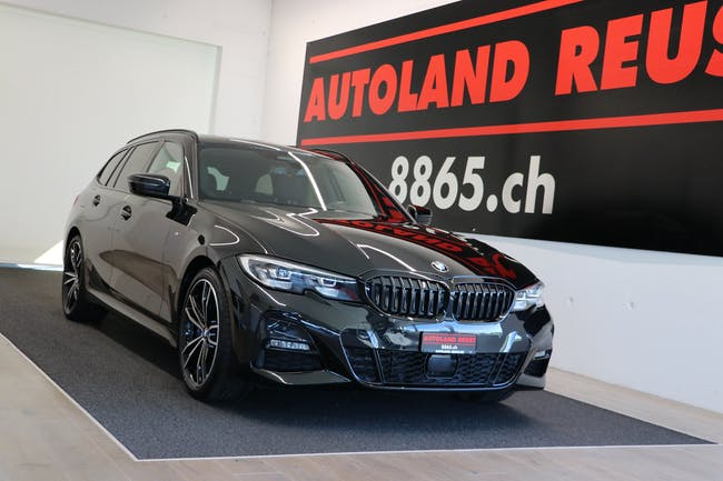 BMW 3er 330d xDrive 48V Touring M Sport Steptronic 7'300 km CHF51'990 - buy on carforyou.ch - 1