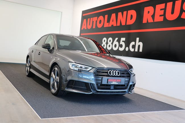 Audi A3 Sedan 35 TDI S-Line S-tronic 24'200 km CHF34'900 - buy on carforyou.ch - 1