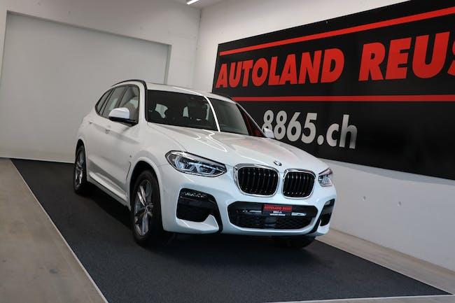 BMW X3 xDrive 48V 30d M Sport Steptronic 8'900 km CHF58'900 - buy on carforyou.ch - 1
