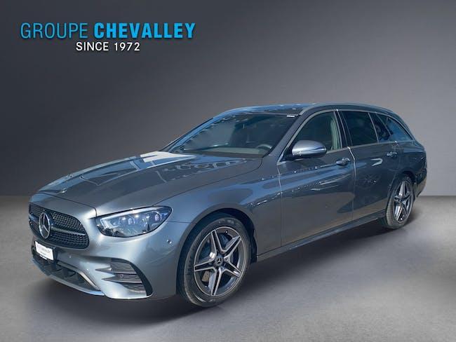 Mercedes-Benz E-Klasse E 200 T 4M AMG Line 100 km CHF73'900 - buy on carforyou.ch - 1