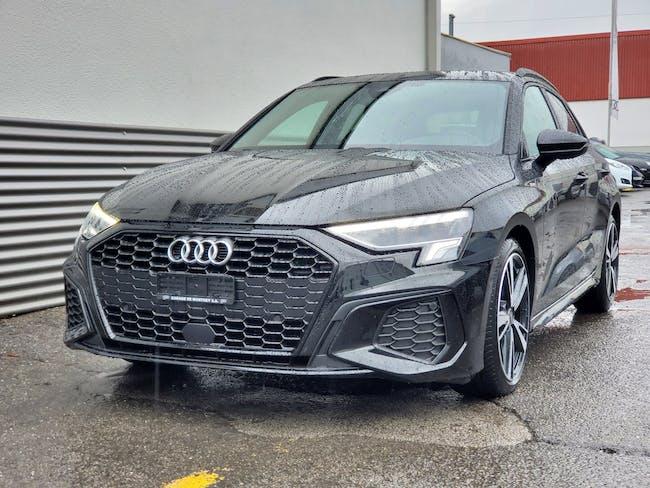 Audi A3 Sportback 35 TFSI S line Attraction 35 km CHF49'800 - buy on carforyou.ch - 1