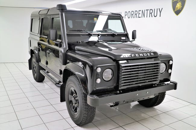 Land Rover Defender 110 2.2 TD4 Station Wagon 114'500 km CHF49'500 - acheter sur carforyou.ch - 1