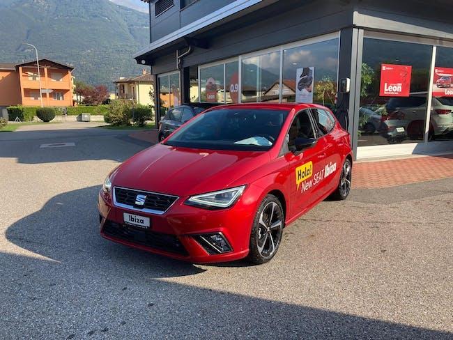 SEAT Ibiza 1.0 EcoTSI Hola FR DSG 30 km CHF27'500 - buy on carforyou.ch - 1