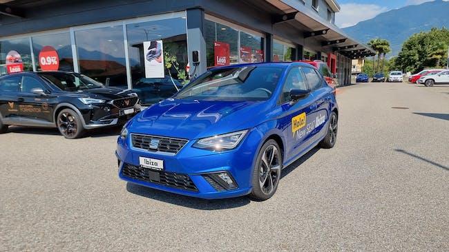 SEAT Ibiza 1.0 EcoTSI Hola FR DSG 1'000 km CHF26'900 - buy on carforyou.ch - 1