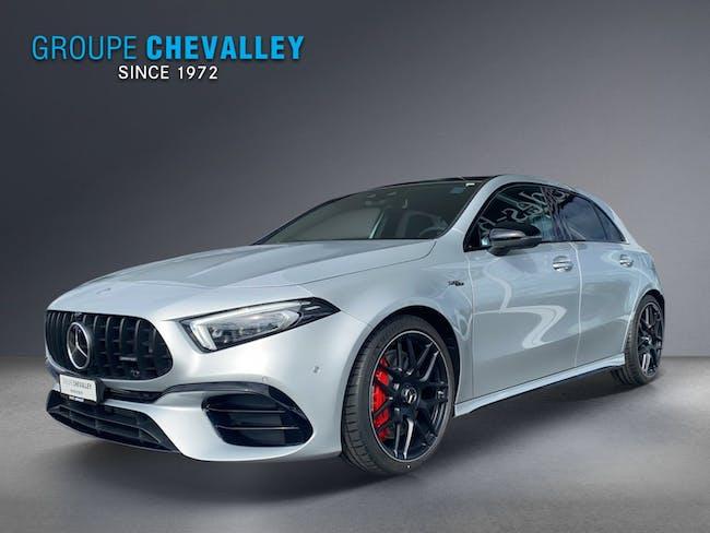 Mercedes-Benz A-Klasse A 45 S AMG 4Matic+ 100 km CHF93'000 - buy on carforyou.ch - 1