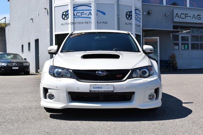 Subaru WRX STI 2.5 Turbo 4WD WRX STI Sport 121'000 km CHF18'990 - acheter sur carforyou.ch - 1