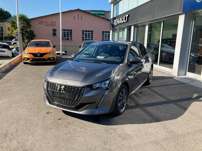 Peugeot 208 1.2 PureTech Active Pack EAT8 100 km CHF24'780 - acquistare su carforyou.ch - 1