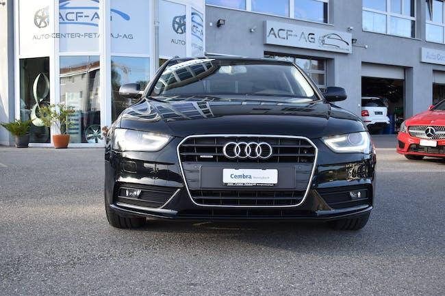Audi A4 Avant 2.0 TDI quattro 131'000 km CHF15'500 - buy on carforyou.ch - 1