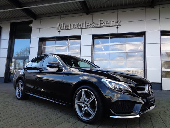 Mercedes-Benz C-Klasse C 220 d AMG Line 4Matic 7G-Tronic 61'300 km CHF37'900 - buy on carforyou.ch - 1