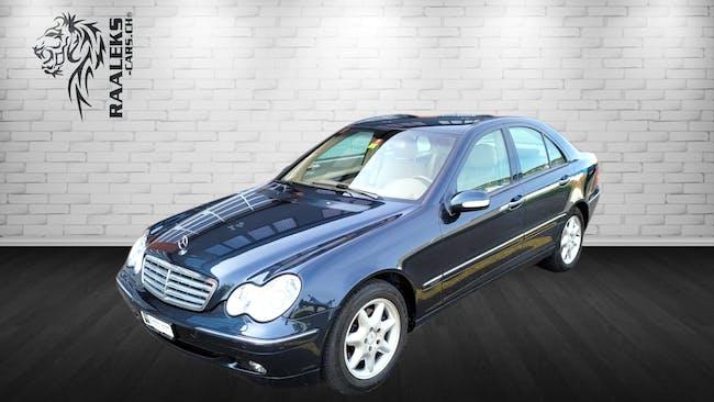 Mercedes-Benz C-Klasse C 240 Elégance 135'000 km CHF5'900 - buy on carforyou.ch - 1