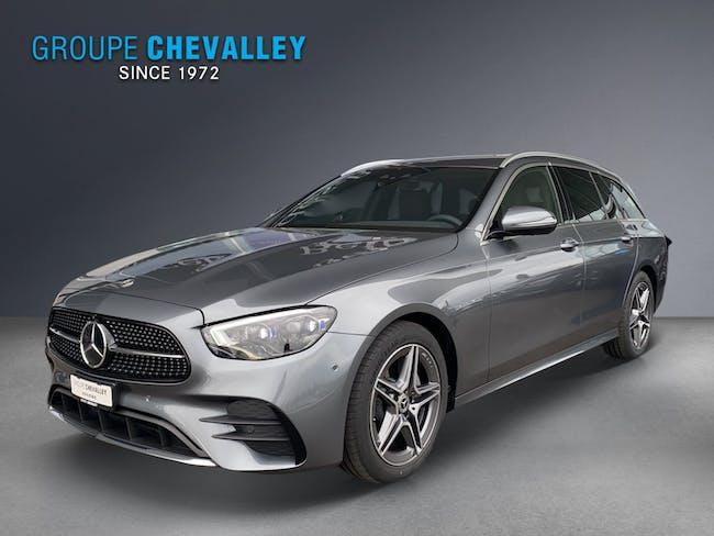 Mercedes-Benz E-Klasse E 220 d T 4M AMG Line 100 km CHF75'900 - buy on carforyou.ch - 1