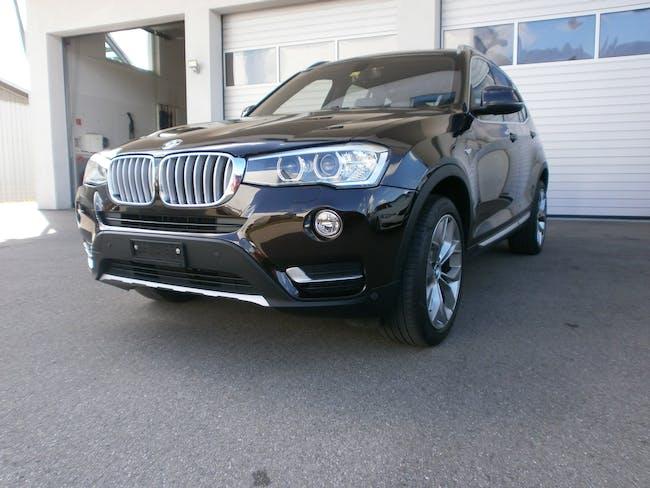 BMW X3 xDrive 20d xLine Steptronic 121'000 km CHF23'900 - buy on carforyou.ch - 1