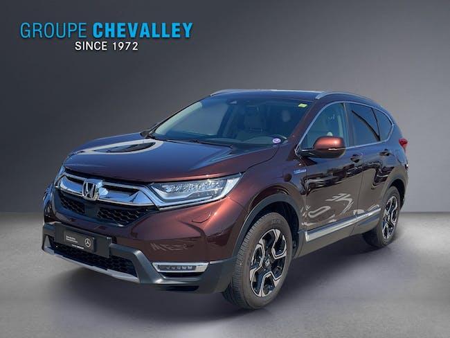 Honda CR-V 2.0i MMD Lifest. 4WD 35'000 km CHF34'800 - acheter sur carforyou.ch - 1