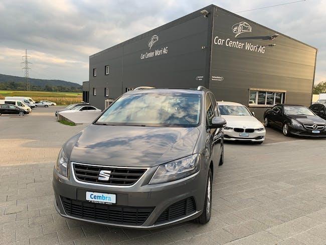 SEAT Alhambra 2.0 TDI Reference DSG 122'000 km CHF15'500 - buy on carforyou.ch - 1