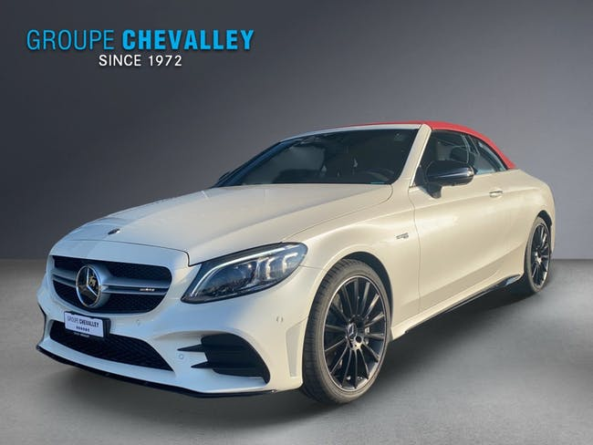 Mercedes-Benz C-Klasse C 43 AMG 4Matic 100 km CHF88'900 - buy on carforyou.ch - 1