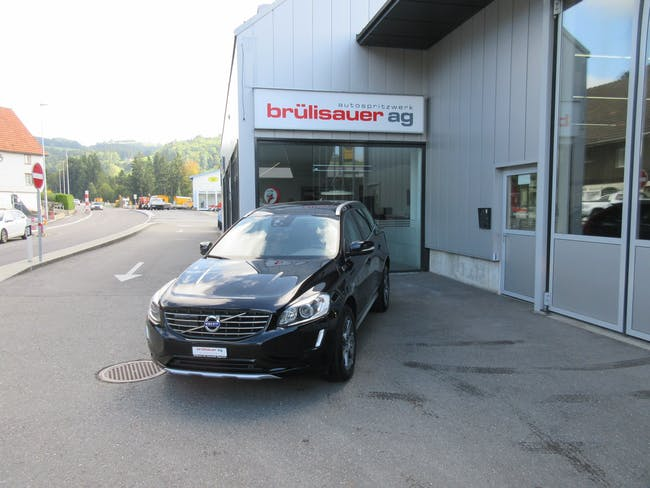 Volvo XC60 D5 AWD OceanRace Geartronic 123'000 km CHF21'900 - buy on carforyou.ch - 1