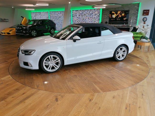Audi A3 Cabriolet 1.5 TFSI Sport S-tronic 26'900 km CHF39'900 - buy on carforyou.ch - 1