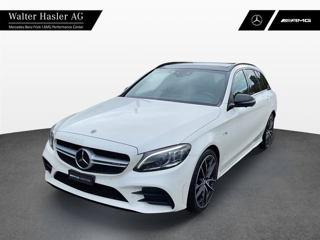 Mercedes-Benz C-Klasse C 43 AMG 4Matic 9G-Tronic 64'900 km CHF59'900 - buy on carforyou.ch - 1