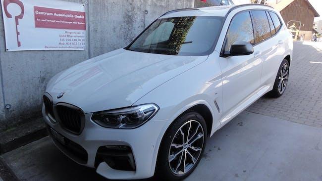 BMW X3 M40d Steptronic 43'500 km CHF63'550 - buy on carforyou.ch - 1