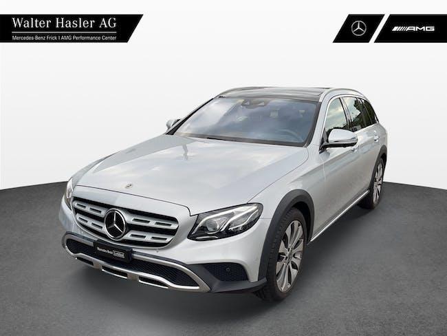 Mercedes-Benz E-Klasse E 220 d All-Terrain Avantgarde 4Matic 9G-Tronic 40'000 km CHF57'500 - buy on carforyou.ch - 1