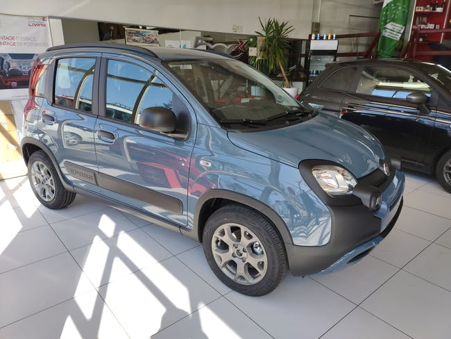 Fiat Panda 1.0 70cv hybrid City Cross 3'000 km CHF16'490 - buy on carforyou.ch - 1
