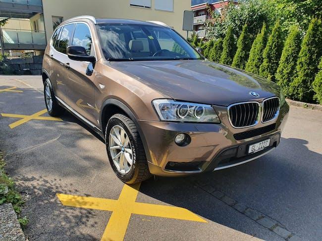 BMW X3 xDrive 20d Steptronic 113'450 km CHF19'500 - buy on carforyou.ch - 1