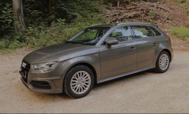 Audi A3 Sportback 1.4 TFSI Ambiente S-tronic 180'000 km CHF12'500 - buy on carforyou.ch - 1