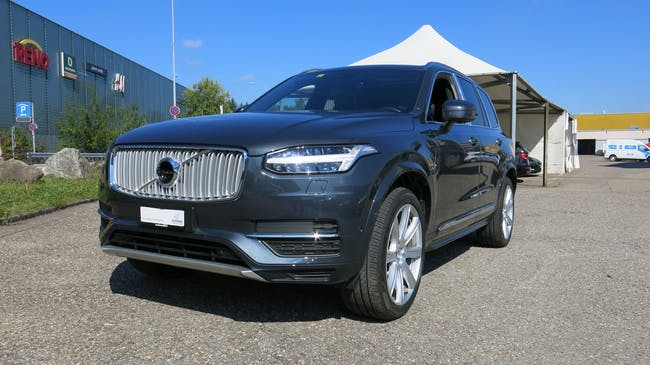 Volvo XC90 T8 AWD Excellence Geartronic 60'900 km CHF59'900 - buy on carforyou.ch - 1