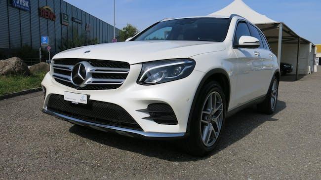 Mercedes-Benz GLC-Klasse GLC 250 d AMG Line 4Matic 9G-Tronic 112'500 km CHF32'900 - acquistare su carforyou.ch - 1