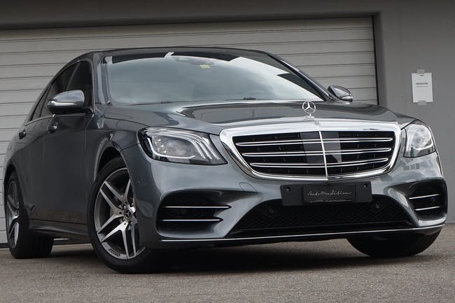 Mercedes-Benz S-Klasse S 350 d 4Matic - AMG PAKET 28'000 km CHF71'790 - acheter sur carforyou.ch - 1