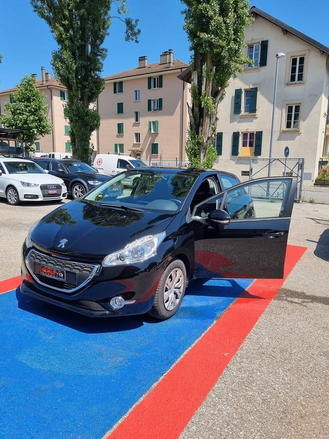 Peugeot 208 1.2 VTI Active 95'048 km CHF7'999 - acheter sur carforyou.ch - 1