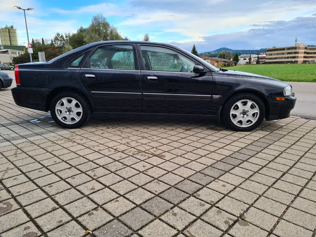 Volvo S80 2.5T AWD A 210'000 km CHF3'900 - buy on carforyou.ch - 1