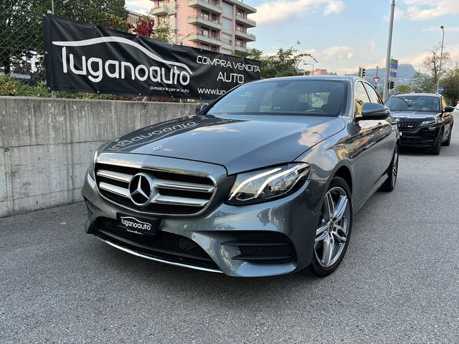 Mercedes-Benz E-Klasse E 200 AMG Line 4Matic 9G-Tronic 107'600 km CHF31'999 - buy on carforyou.ch - 1