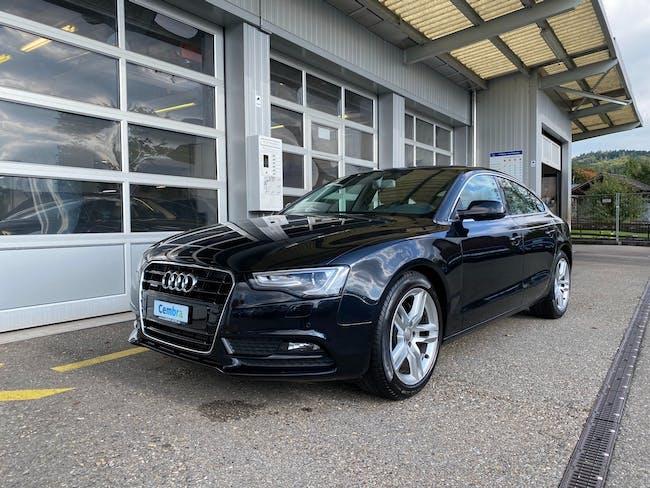Audi A5 Sportback 3.0 TDI quattro S-tronic 162'000 km CHF16'900 - buy on carforyou.ch - 1