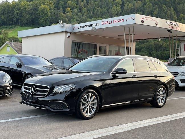 Mercedes-Benz E-Klasse E 220 d Swiss Star Avantgarde 4Matic 9G-Tronic 3'900 km CHF49'900 - buy on carforyou.ch - 1