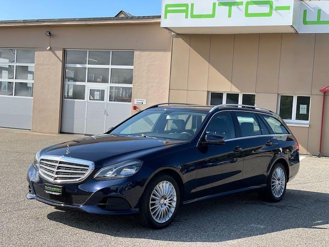 Mercedes-Benz E-Klasse E 220 BlueTEC 4Matic 7G-Tronic 166'000 km CHF17'850 - buy on carforyou.ch - 1