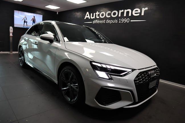 Audi A3 Sportback 35 TFSI S line Attraction S-tronic 15 km CHF55'300 - buy on carforyou.ch - 1