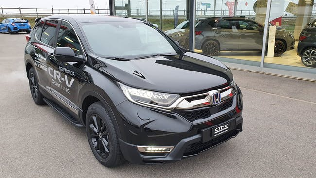 Honda CR-V 2.0i MMD Sport L 4WD 2 km CHF44'900 - acheter sur carforyou.ch - 1
