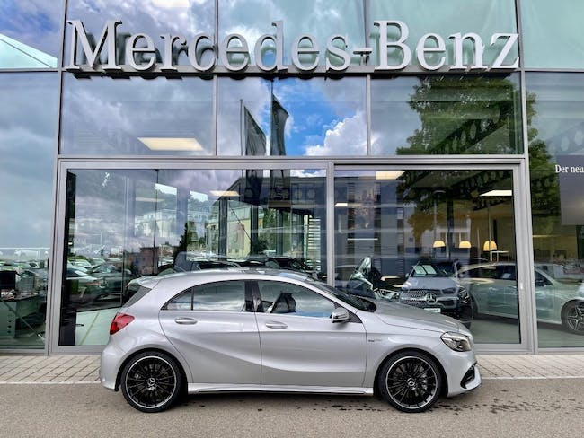 Mercedes-Benz A-Klasse A 45 AMG 4Matic Speedshift 7G-DCT 61'000 km CHF36'900 - buy on carforyou.ch - 1