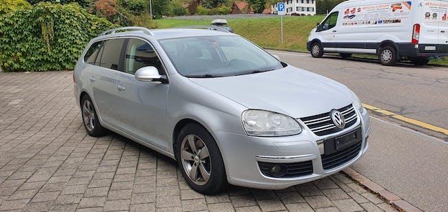 VW Golf Variant 1.4 TSI Sportline DSG 170'000 km CHF4'900 - buy on carforyou.ch - 1