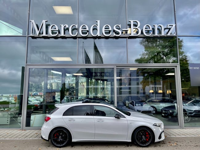 Mercedes-Benz A-Klasse A 45 S AMG 4Matic+ Speedshift 100 km CHF88'600 - buy on carforyou.ch - 1