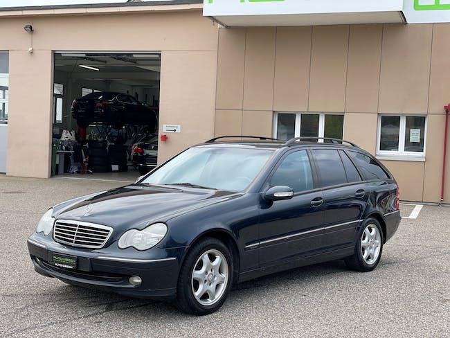 Mercedes-Benz C-Klasse C 240 Avantgarde 4Matic Automatic 264'000 km CHF2'850 - buy on carforyou.ch - 1