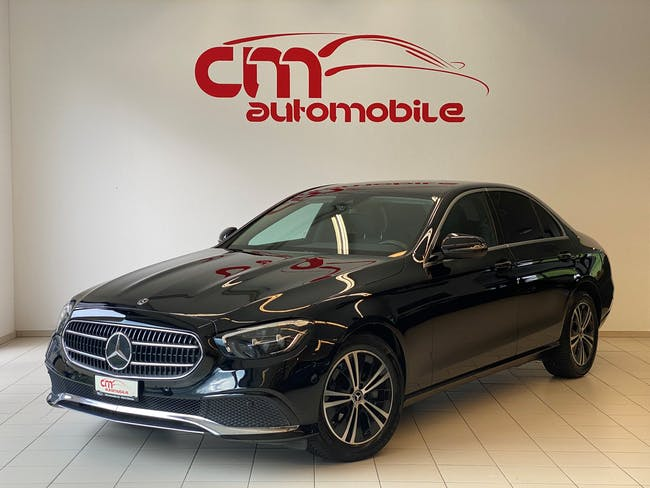 Mercedes-Benz E-Klasse E 220 d Avantgarde 9G-Tronic *MY 2021* 41'300 km CHF51'900 - buy on carforyou.ch - 1