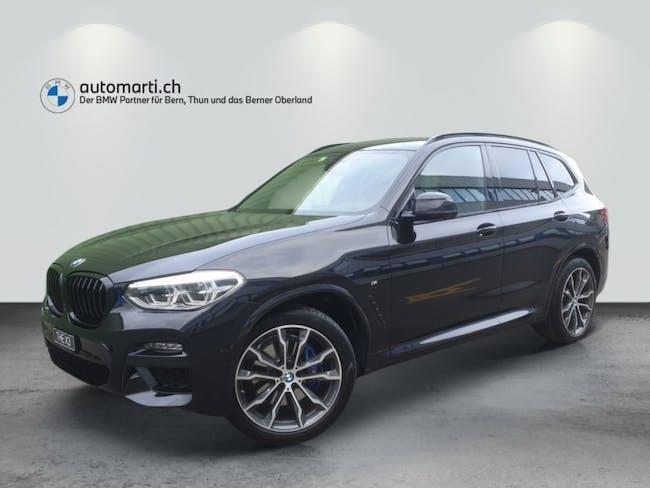 BMW X3 xDr 48V 20d M Sport 3'000 km CHF74'300 - buy on carforyou.ch - 1