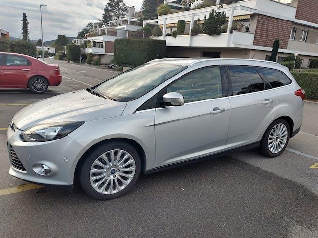 Ford Focus 1.6 SCTi Titanium 119'000 km CHF6'999 - buy on carforyou.ch - 1