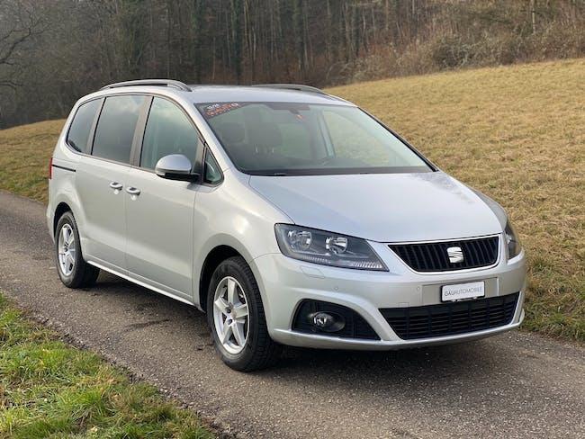 SEAT Alhambra 1.4 TSI 7-Sitzplatz 149'000 km CHF8'900 - buy on carforyou.ch - 1