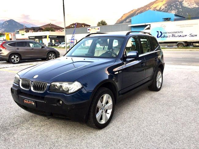 BMW X3 3.0i 245'000 km CHF4'950 - buy on carforyou.ch - 1